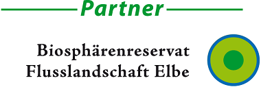 Logo Partnerbetriebe des Biosphärenreservats Nds. Elbtalaue