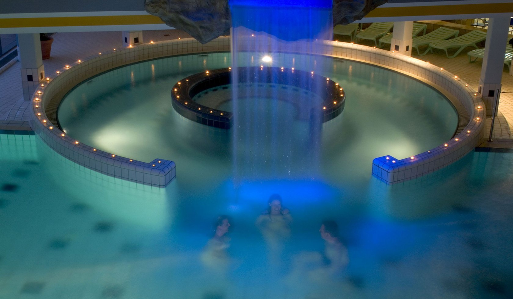 Innenansicht Moor-Therme