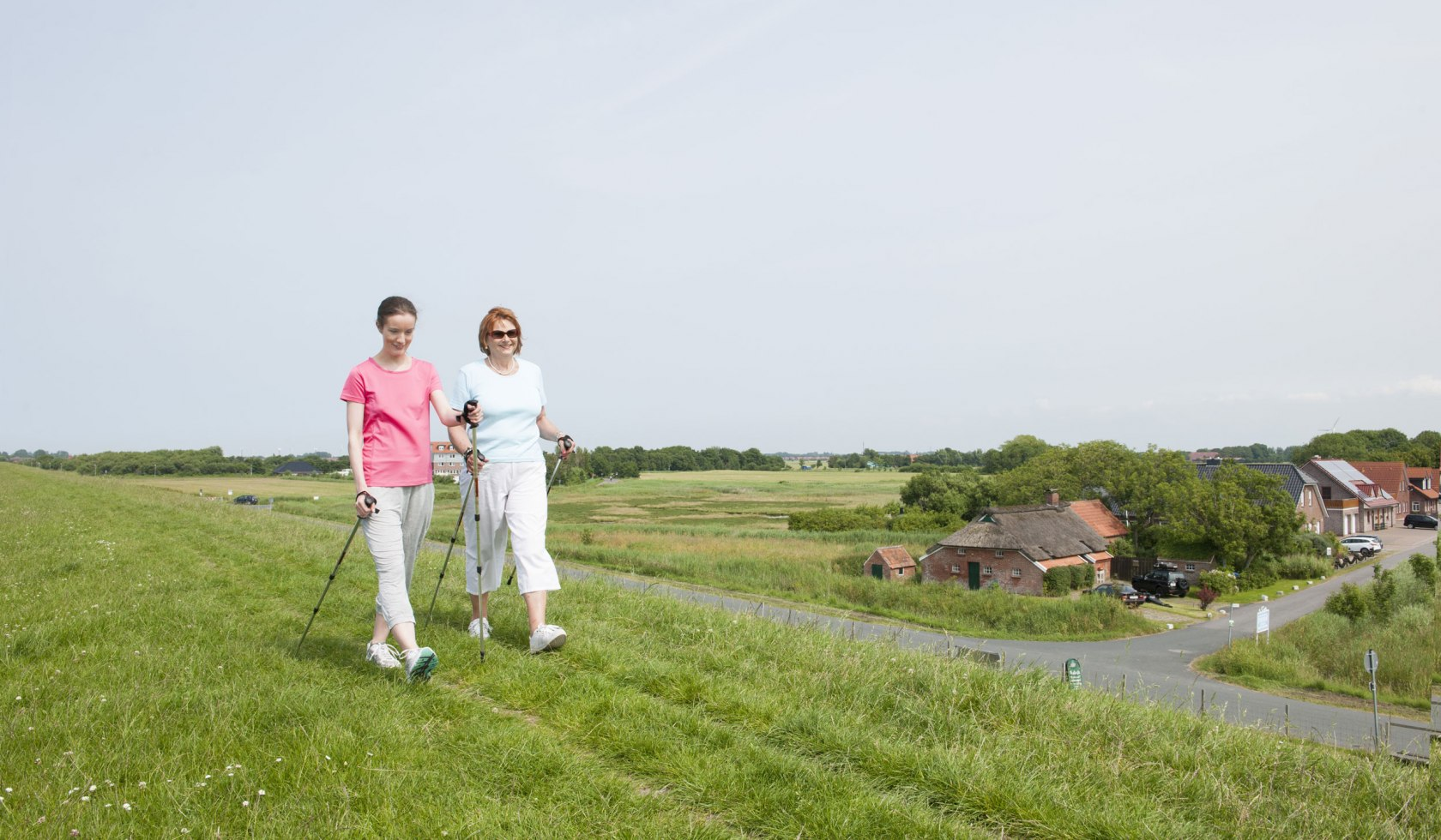 Nordic Walking in Norddeich